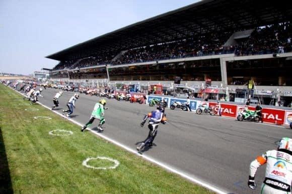 Prog. 8.- Las 24 Horas Motociclistas de Le Mans
