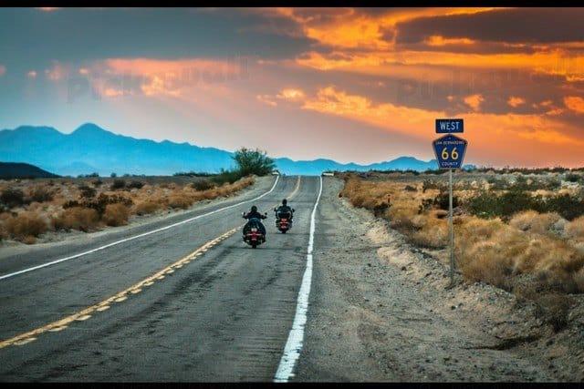Prog. 6.- La Ruta 66