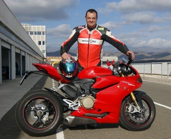 Prog. 61.- Ducati Panigale 1299 S / ¿Más anchura, más agarre?