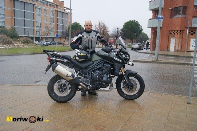 Triumph Explorer XC jl