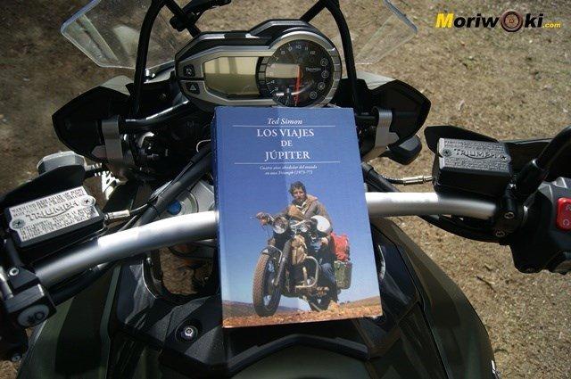 Triumph Explorer XCLibro
