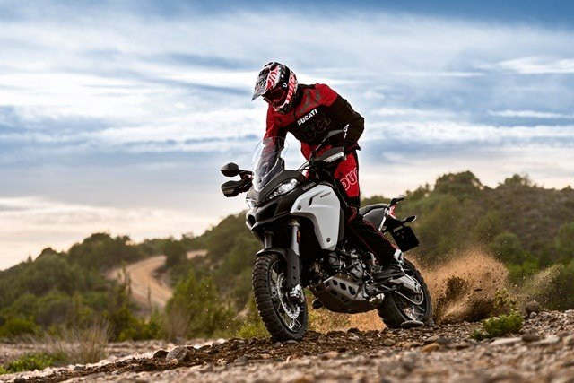 La Ducati Multistrada Enduro en Vídeos