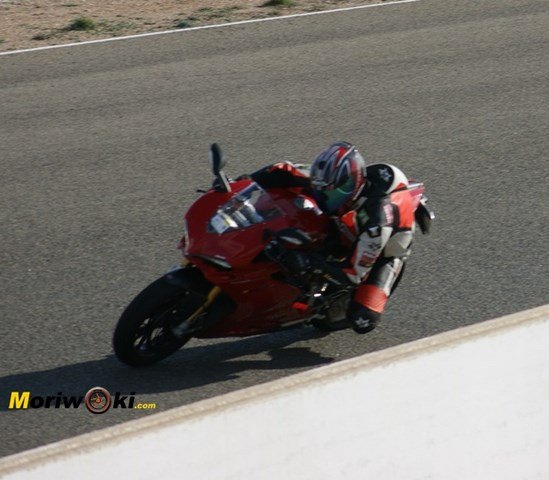 Panigale 1299 gas