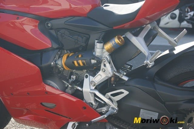 Panigale 1299 lateral