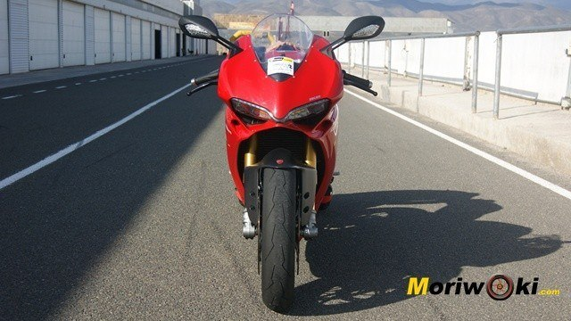 Panigale 1299frente total
