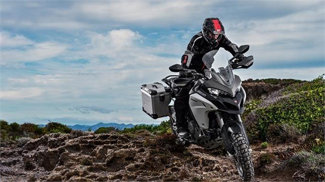 Ducati Multistrada Enduro: 2ª Entrega
