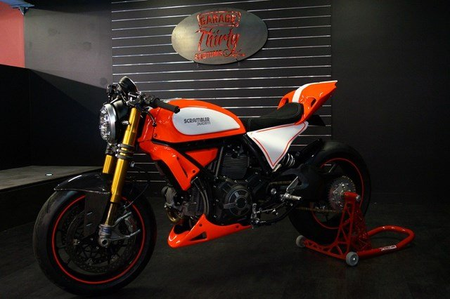 """Custom Rumble"", llegan a la final cinco preparaciones sobre la base Ducati Scrambler"