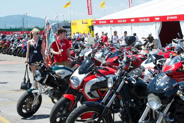 World Ducati Week: Venta anticipada de Entradas