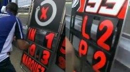 Detalles en pista de MotoGP II