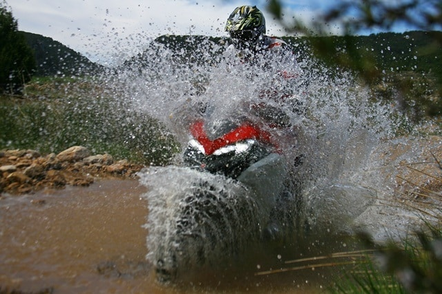 Ducati Multistrada 1200 Enduro Anfibia