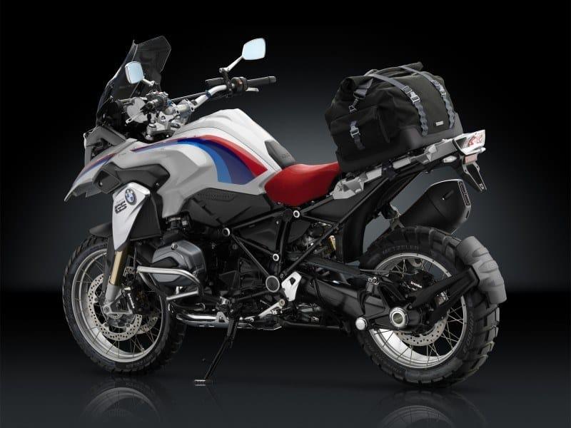 bolsa trasera rizoma para BMW R 1200 GS