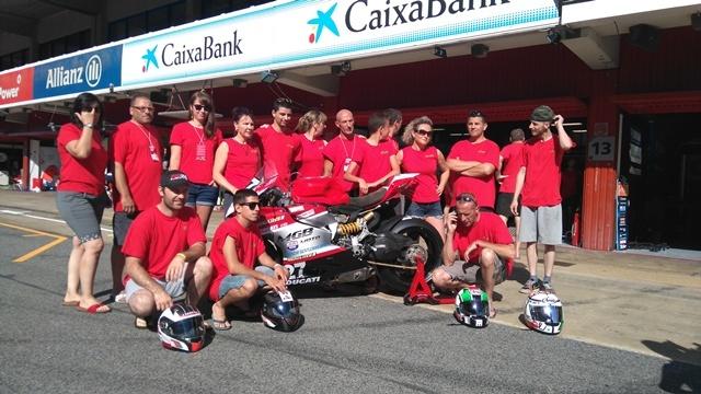 24 Horas Montemeló Ducati
