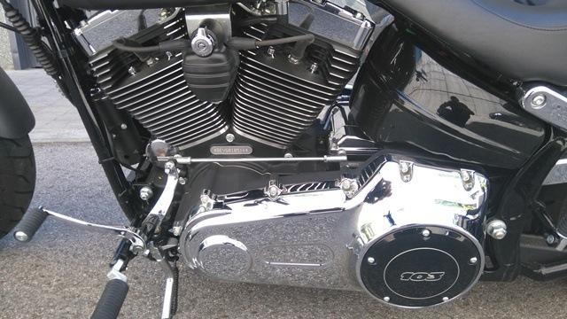 Harley breakout motor