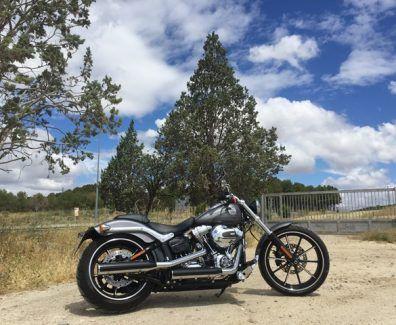 Harley breakout portada