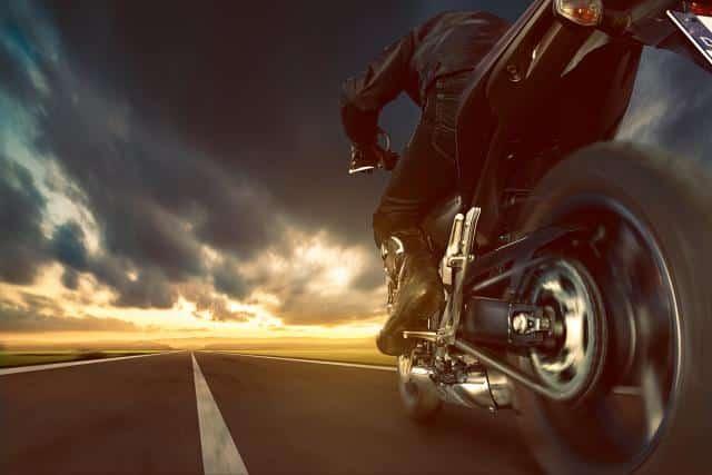 Relato de la moto Premiado por RNE la partida