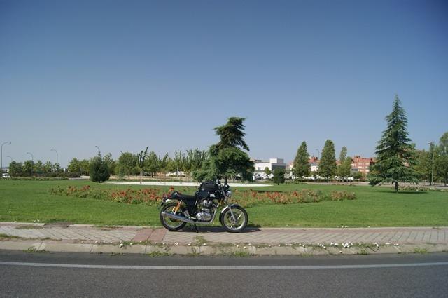 Bolsa shad E-22 panorámica