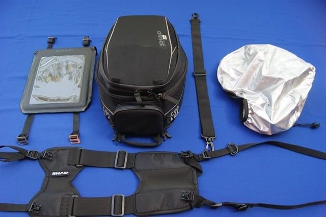 Bolsa shad E-22 conjunto completo