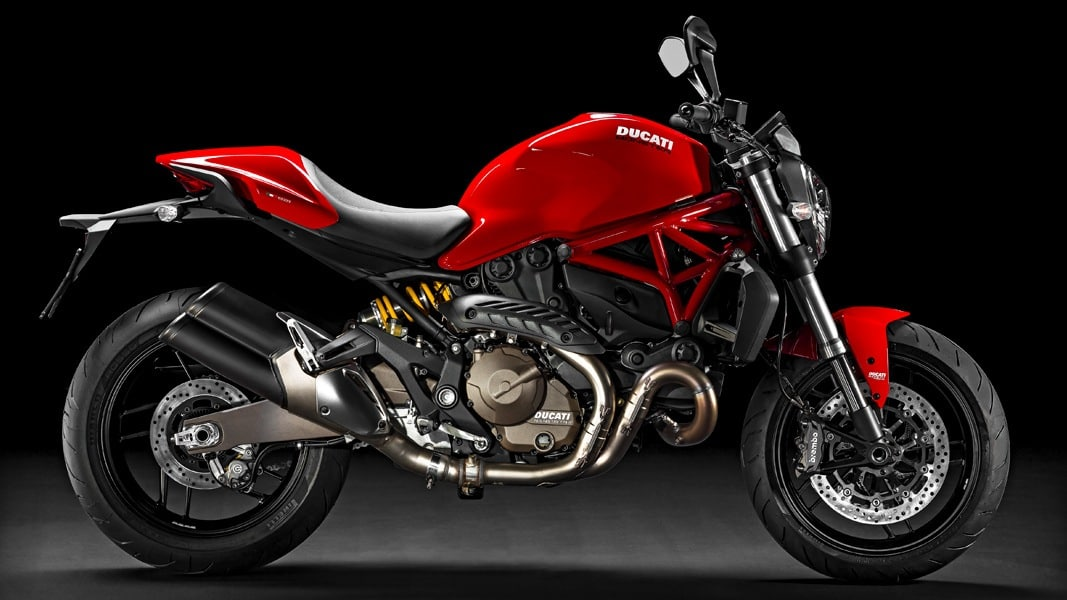 Ducati Monster 821 rumor desmentido
