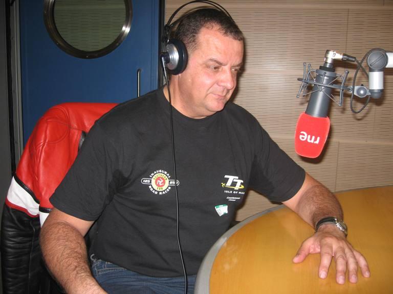 Tomas Perez en Radio Nacional de España