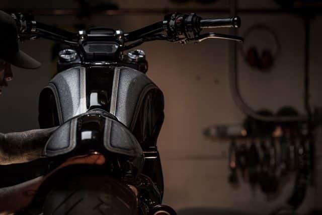 La Ducati XDiavel de Sturgis ACCESORIOS