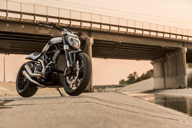 La Ducati XDiavel Transformada en Sturgis