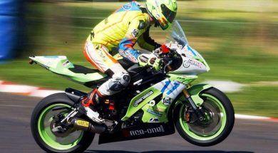 Vídeo Victor Lopez TT Manx r6