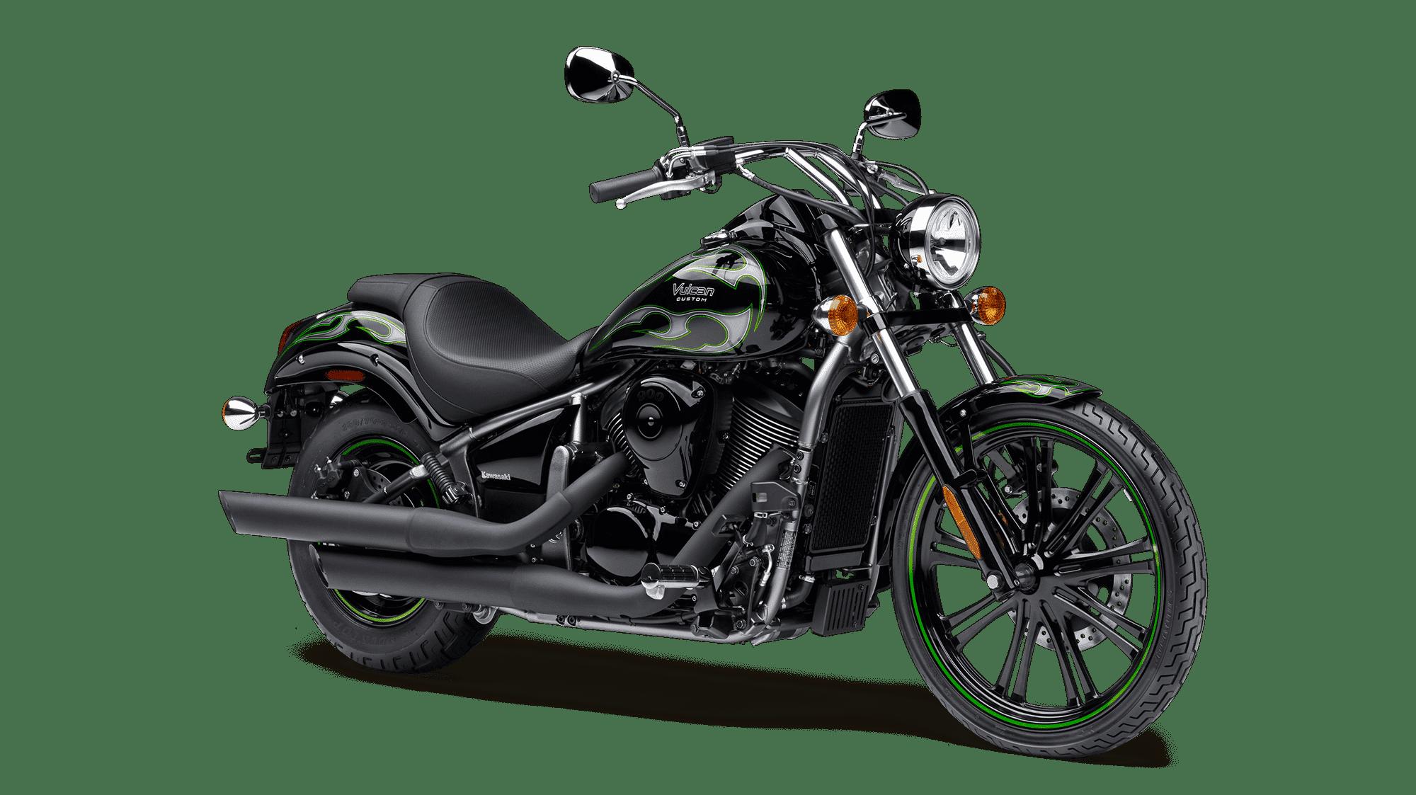 Kawasaki 900, customizada para disfrutar la carretera