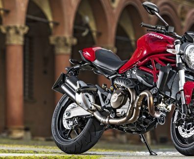 Ducati Monster 821 rumor desmentido monumental