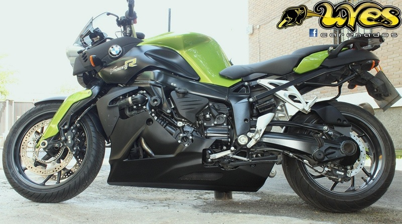 Carenados Uves BMW k 1300 r