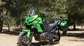 Kawasaki Versys 1000: La Versatilidad más suave
