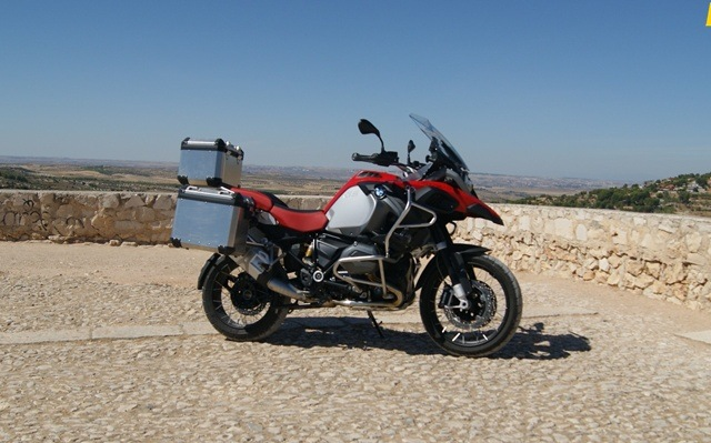 BMW R 1200 GS Adventure chinchón