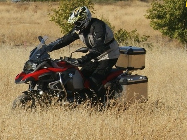 BMW R 1200 GS Adventure altura