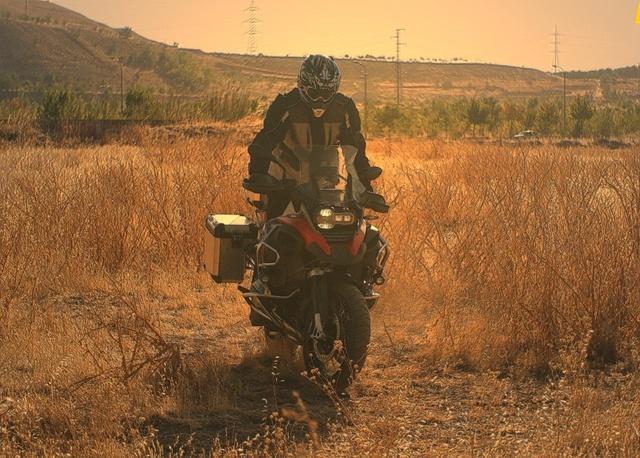 BMW R 1200 GS Adventure sindrome imagen