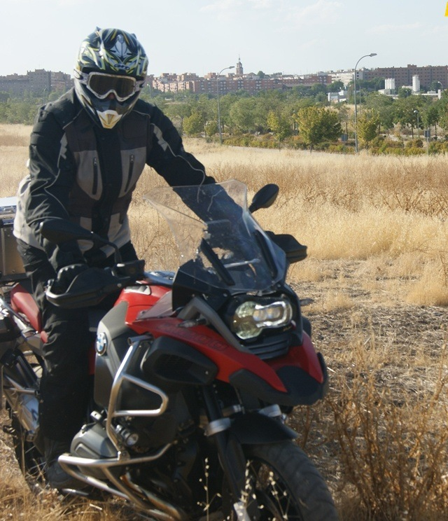 BMW R 1200 GS Adventure sindrome m