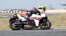 Hyosung GD 250 R: El Espíritu de Moto3 a precio de oferta