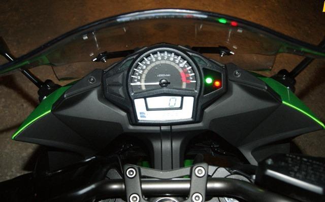 Kawasaki ER-6 cuadro