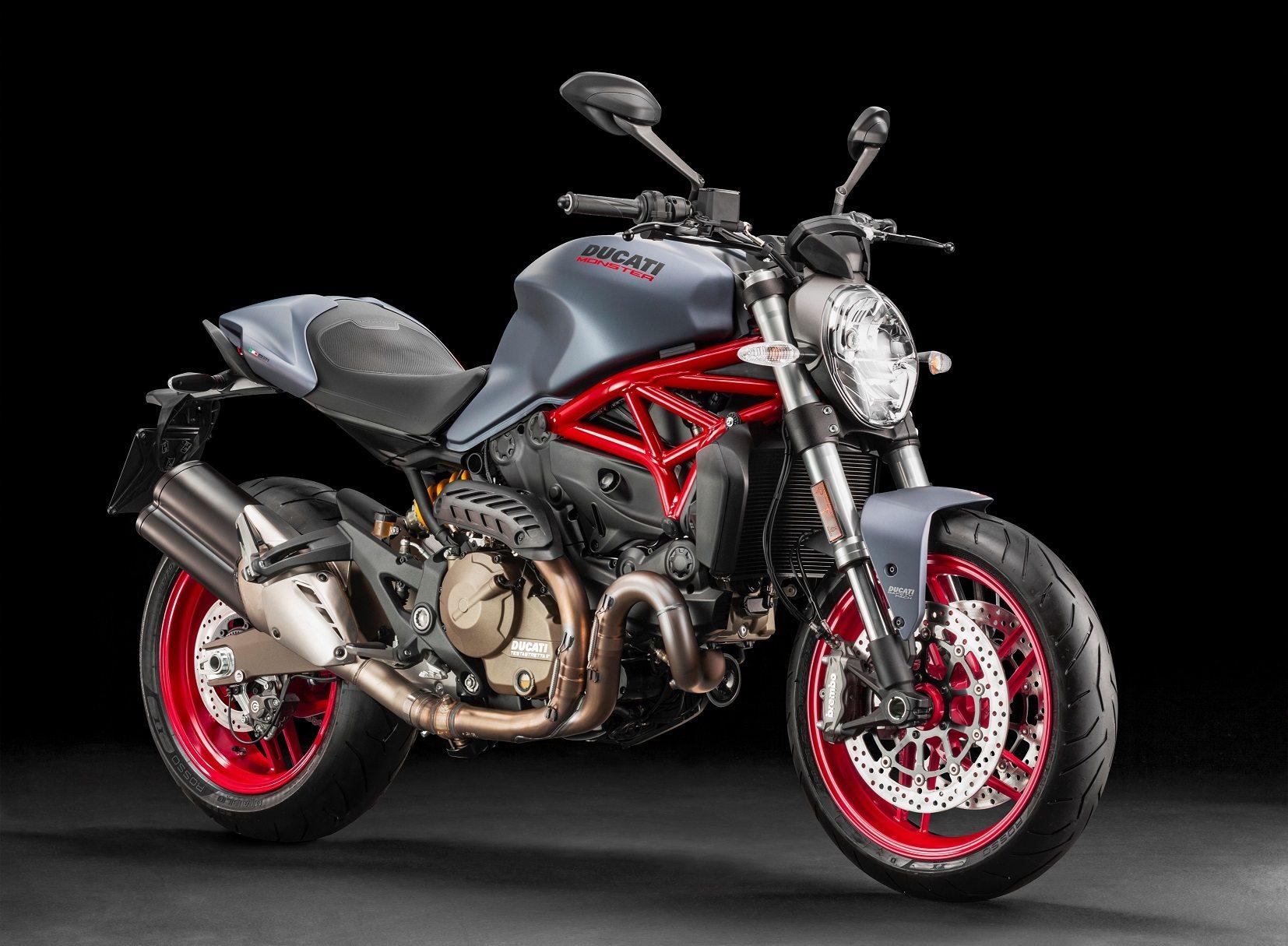 La Ducati Super Sport en INTERMOT 1