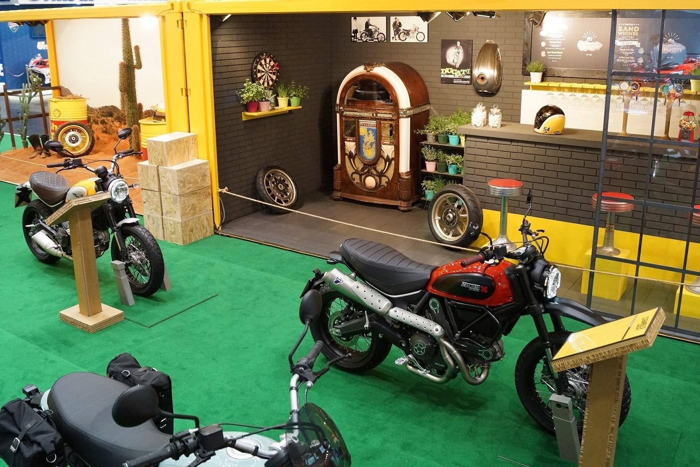 Ducati Scrambler Intermot  3