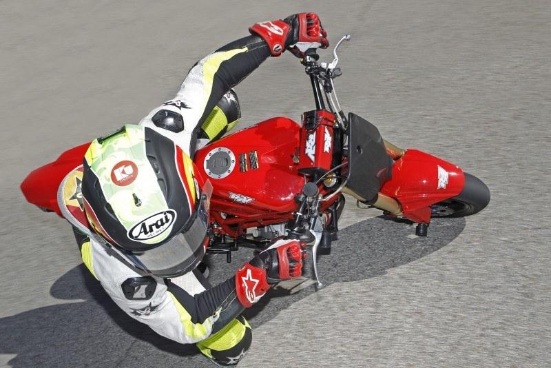 RAV Naked Moto· Circuito Grande Villarace jorge martin