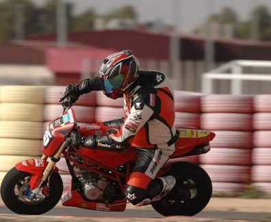 RAV Naked Moto Circuito Grande pista albacete