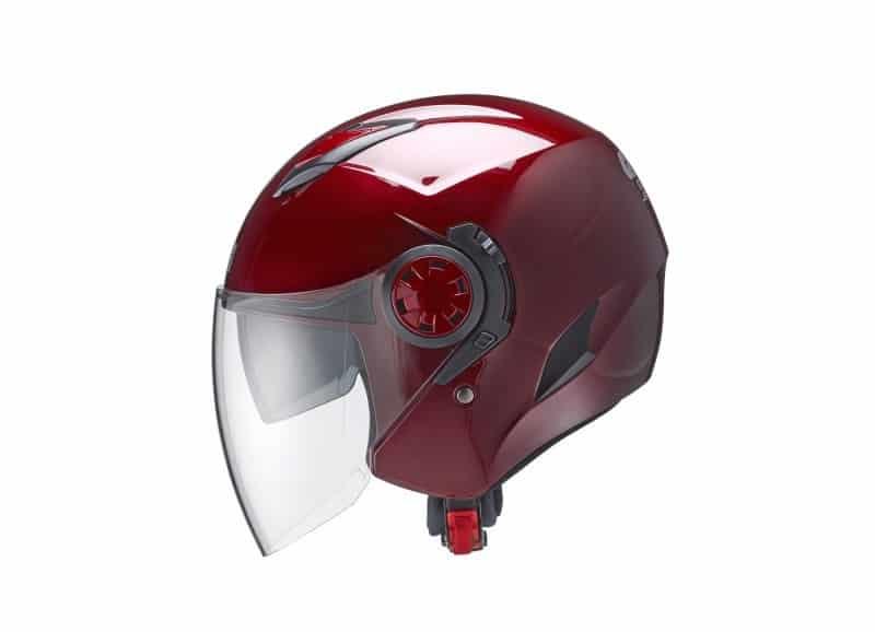 Givi Stratos 12.3 rojo