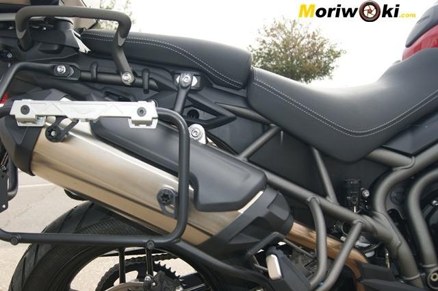 Triumph Tiger 800 XRT Escape