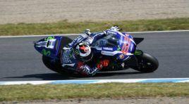 Caídas de motos este fin de semana en Japón