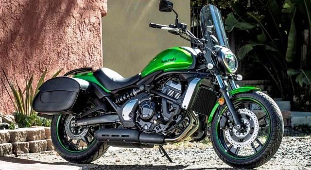 Kawasaki Vulcan: la Custom para todos los gustos