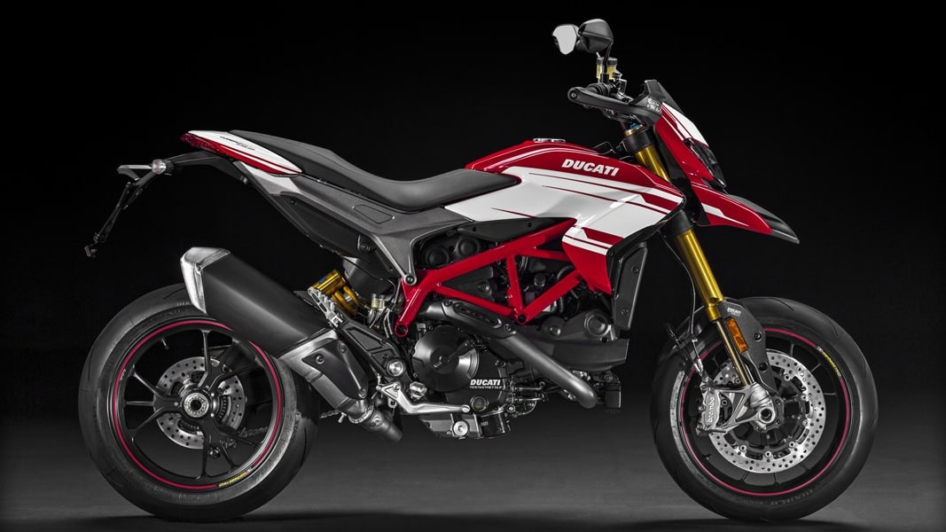 Ducati tarifas otoño 2016 hypermotard