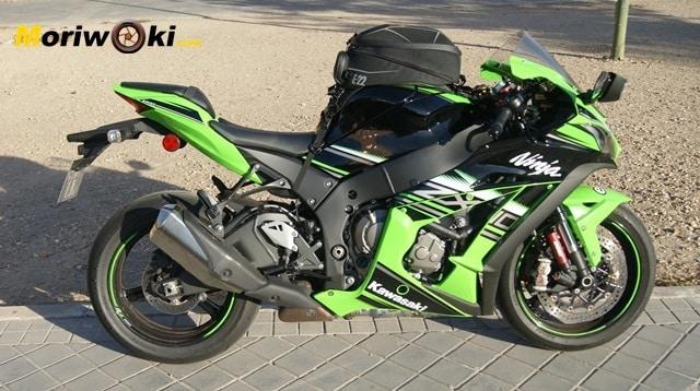 Kawasaki ZX10 autovia izda