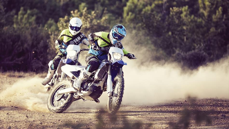 Yamaha nos presenta su Enduro Pro Tour 2017