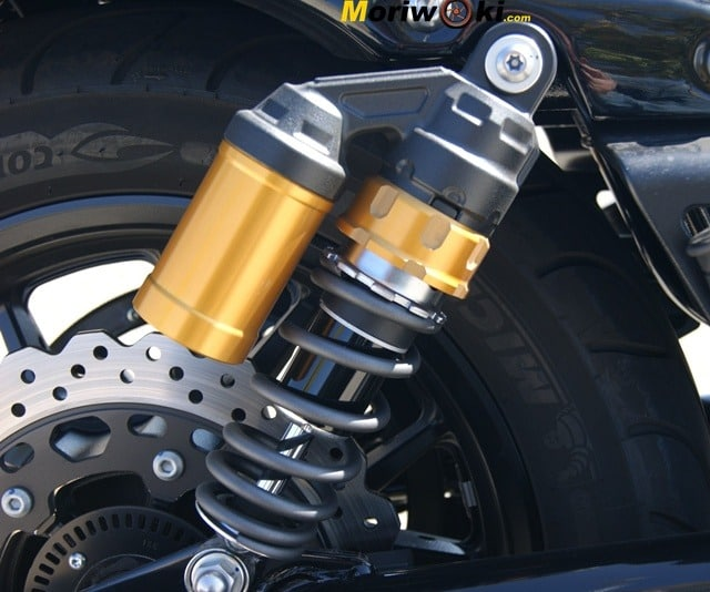 Yamaha XV 950 60 Aniversario amortiguador