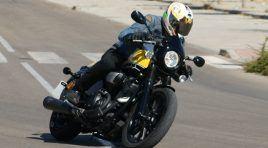 Yamaha XV 950 Racer 60 Aniversario: El Espíritu de El Marciano