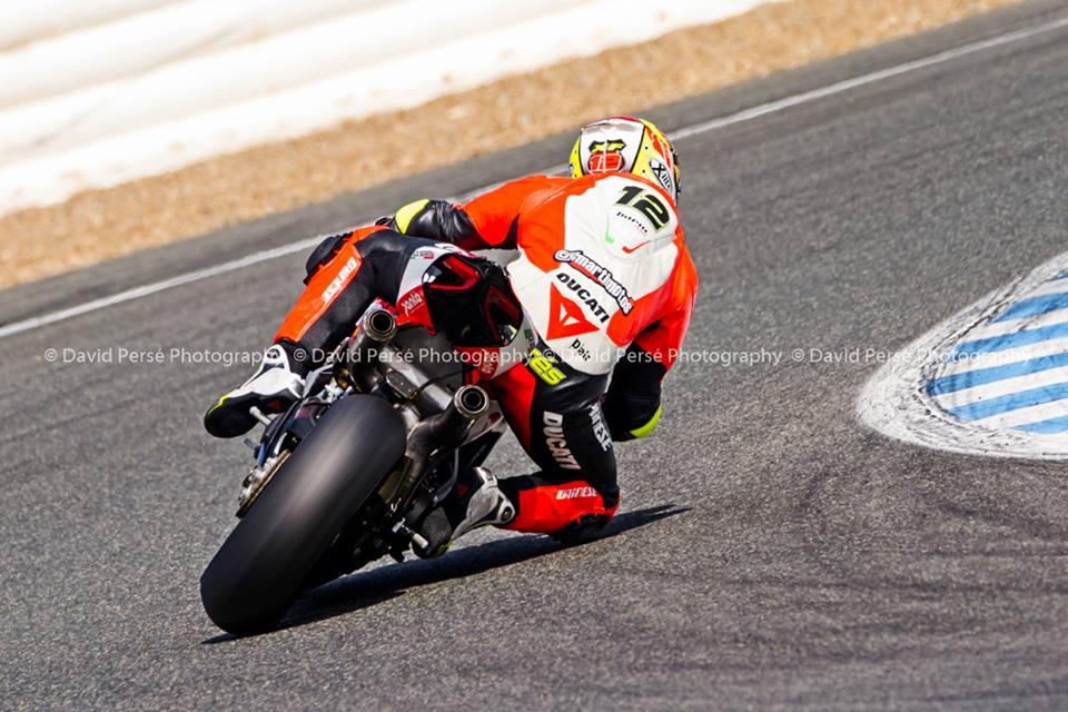Xavi Forés renueva para 2017 con el Barny Racing Team detrás